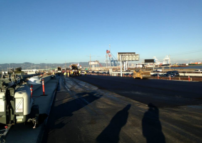Larkspur Ferry Terminal Parking Lot Improvements