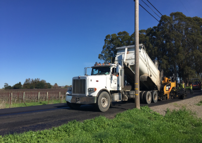 Marin County – 2015 Road Resurfacing Project