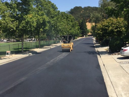 Danville 2017 Pavement Project